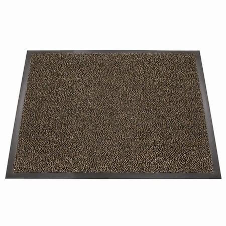 SIENA HOME Fußmatte Mono 60 x 80 cm braun