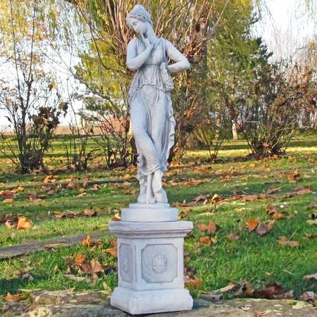 Statue auf sockel g nstig online kaufen mein sch ner for Gartendeko auf rechnung
