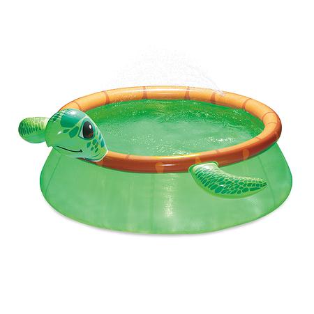 Summer Waves Pool Schildkröte