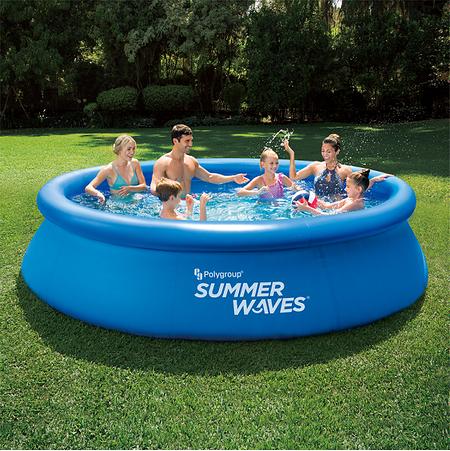 Summer Waves Rundpool