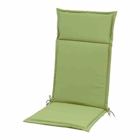 SUN GARDEN Auflage zu Sessel, Hochlehner,Dessin Esdo 50234-211, Bezug aus 100% S