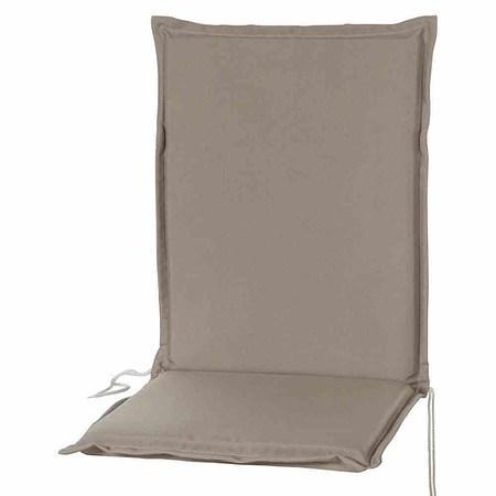 SUN GARDEN Auflage zu Sessel, Niedriglehner, Dessin Esdo 50234-610, 100% Soft-Fil