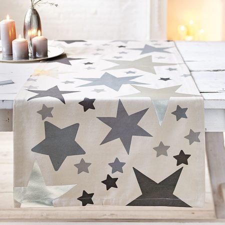 Tischläufer Sternenglanz