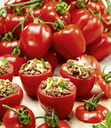 "Tomate Tutti Frutti® ""Pumpkin"" F1,1 Pflanze"