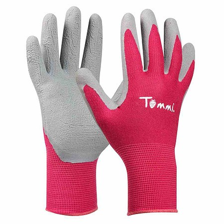 TOMMI Handschuh Tommi Himbeere Gr M, pink, pink
