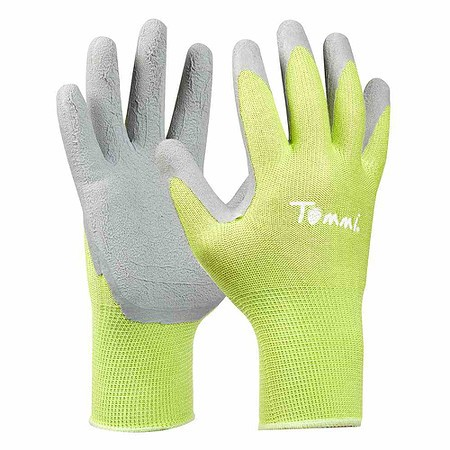 TOMMI Handschuh Tommi Himbeere Gr S, grün, grün