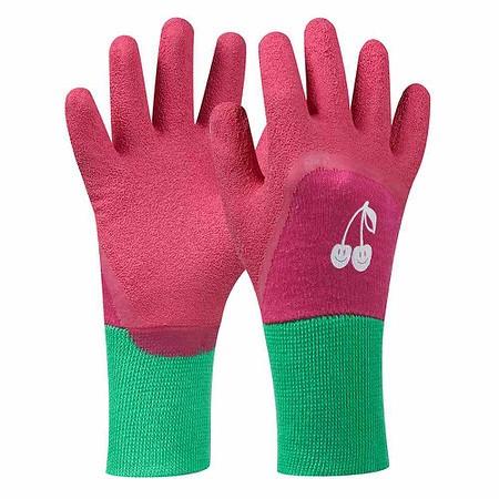 TOMMI Handschuh Tommi Kirsche pink 4-6 Jahre