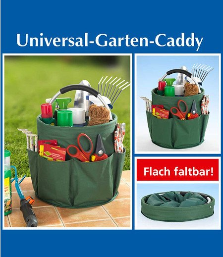 Universal Garten Caddy,1 Stück