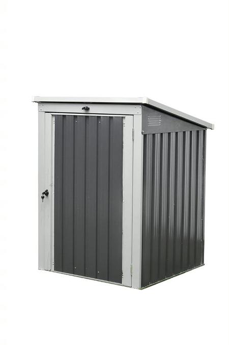 Westmann Mülltonnenbox 1-fach, 104x 101x 134 cm (BxTxH)