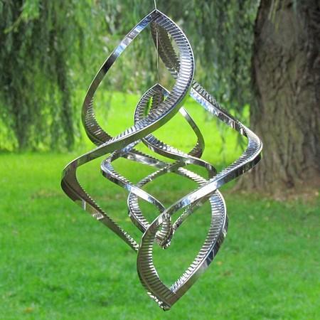 Windspiel Double Spinner 50cm