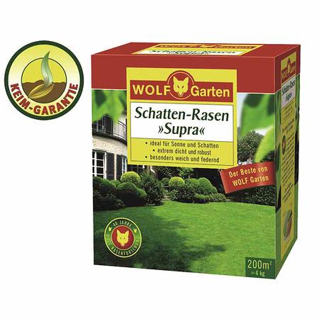 "WOLF-GARTEN Schatten-Rasensamen ""Supra"" Rasensamen für ca. 50qm"
