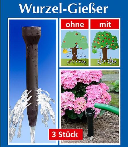 Wurzel-Gießer 3er-Set,1 Set
