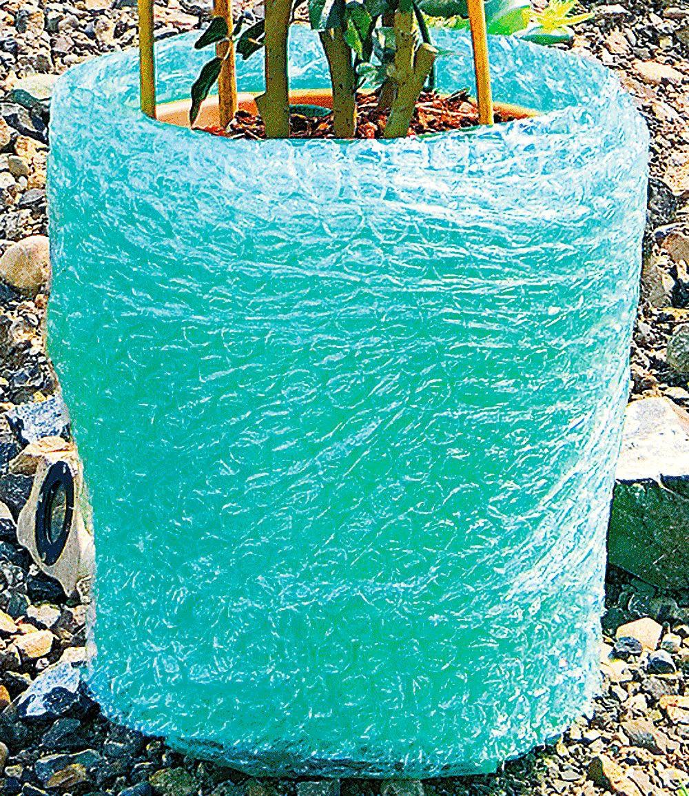 Dinies deko gartenartikel thermo isolierfolie 5 x 0 5 m for Deko gartenartikel