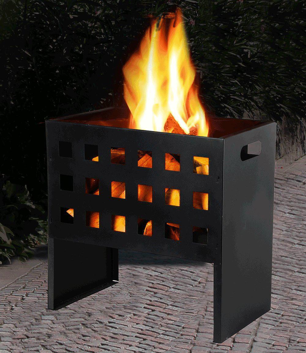 esschert design feuerkorb midi 1 st g nstig online kaufen. Black Bedroom Furniture Sets. Home Design Ideas