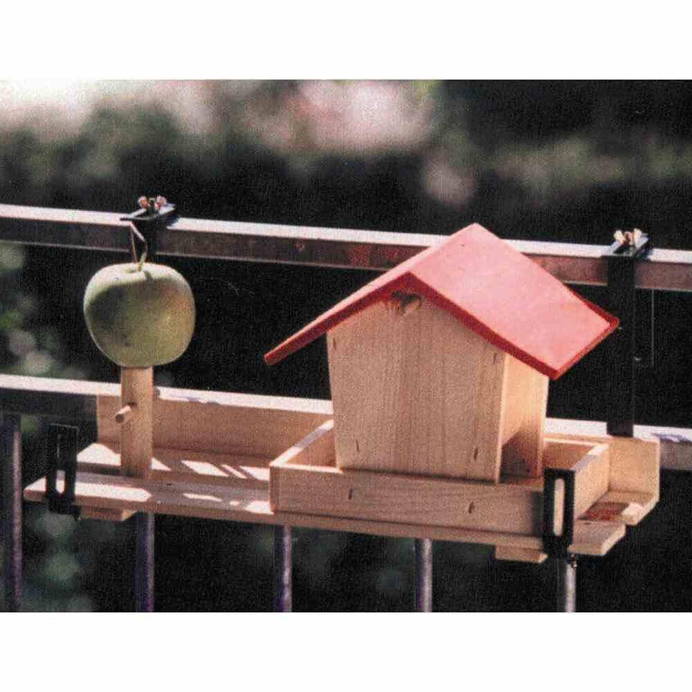 h g vogel balkonfuttersilo g nstig online kaufen mein. Black Bedroom Furniture Sets. Home Design Ideas
