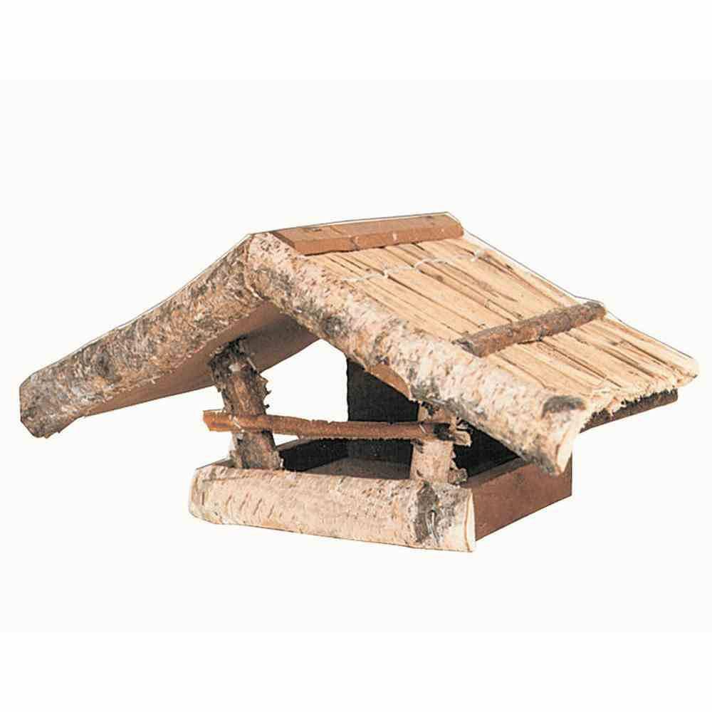 h g vogel vogelhaus birke ma e 39x20x17cm 39 x 20 x 17. Black Bedroom Furniture Sets. Home Design Ideas