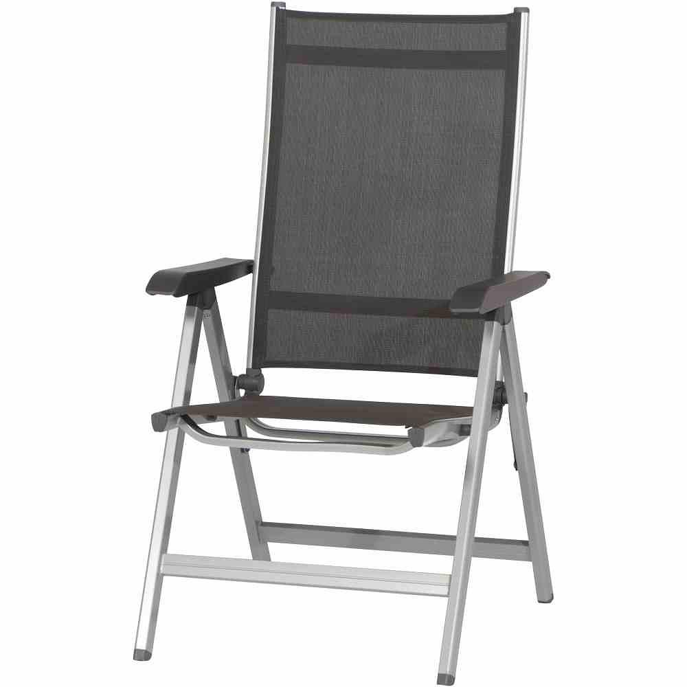 kettler klappsessel basic plus silber anthrazit g nstig online kaufen mein sch ner garten shop. Black Bedroom Furniture Sets. Home Design Ideas