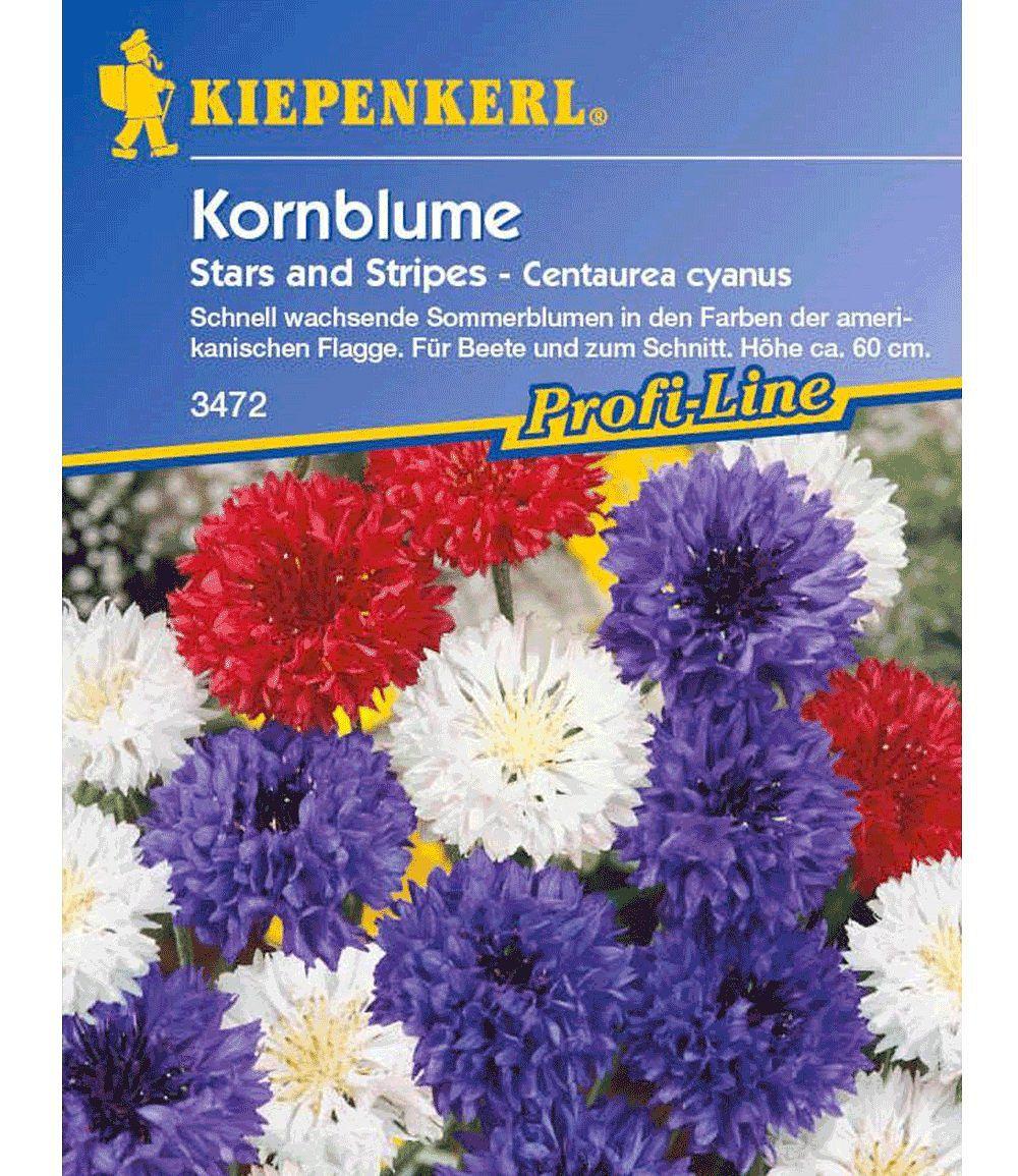 kiepenkerl kornblume stars and stripes 1 portion g nstig online kaufen mein sch ner garten shop. Black Bedroom Furniture Sets. Home Design Ideas