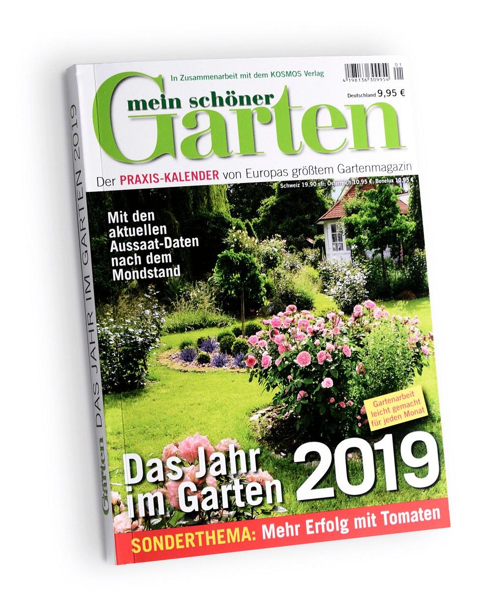Mein Schöner Garten Praxis Kalender 2019 günstig online kaufen ...