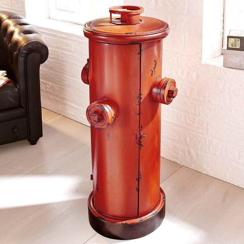 schrank hydrant rot g nstig online kaufen mein sch ner. Black Bedroom Furniture Sets. Home Design Ideas