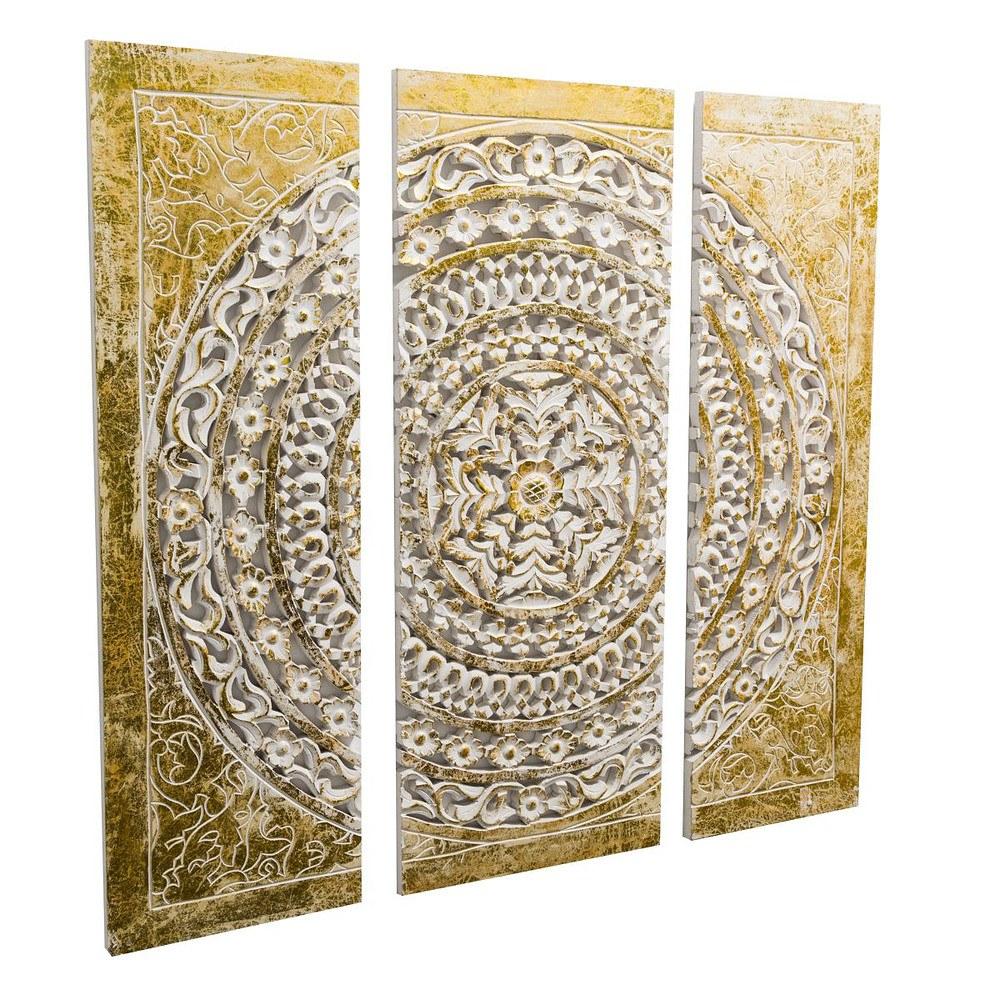 wanddeko-set, 3-tlg. ornamentik günstig online kaufen - mein schöner