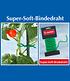 Bindedraht Super-Soft 6m, 1 Stück (1)
