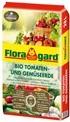 Floragard Bio Tomaten- und Gemüseerde torfreduziert 1 x 28L (1)