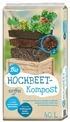 Floragard Universal Bio Hochbeet Kompost 40L (1)