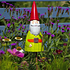 Gartenwichtel - Zaunhocker (1)