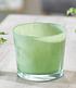"Glas-Übertopf ø 14 cm ""Indian Green"",1 Stück (1)"