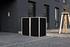 Hide Mülltonnenboxen Mülltonnenbox 140l Alu-Verbund2er Box, 121x 63,4x 115,2 cm (BxTxH) (1)