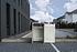 Hide Mülltonnenboxen Mülltonnenbox 240l Alu-Verbund1er Box, 69,7x 80,7x 115,2 cm (BxTxH) (1)