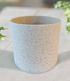 """Keramik-Übertopf ø 13 cm """"weiß"""",1 Stück (1)"""