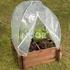 NOOR Frühbeethaube & Vogelschutznetz für Hochbeet S (1)