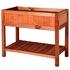 NOOR Hochbeet Provence 76x80x40cm Frühbeet Tisch Holz (1)
