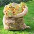 NOOR Laubsäcke Jute 70 x 100 cm 3 Stück kompostierbar (1)