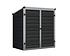 PALRAM Palram Gerätebox Voyager (1)