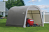 ShelterLogic Gerätehaus Shed-in-a-Box 9m²Round Top , 300x 300x 240 cm (BxTxH) (1)
