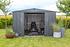 Spacemaker Metallgerätehaus 10x8, 313x 242x 198 cm (BxTxH) (1)