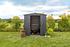 Spacemaker Metallgerätehaus 6x5, 194x 151x 191 cm (BxTxH) (1)