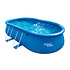 Summer Waves Quick Set Pool blau (1)