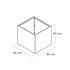 Herstera Garden Pflanzgefäß Cube (9)