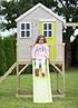WendiToys Spielhaus Elefant Lime (6)