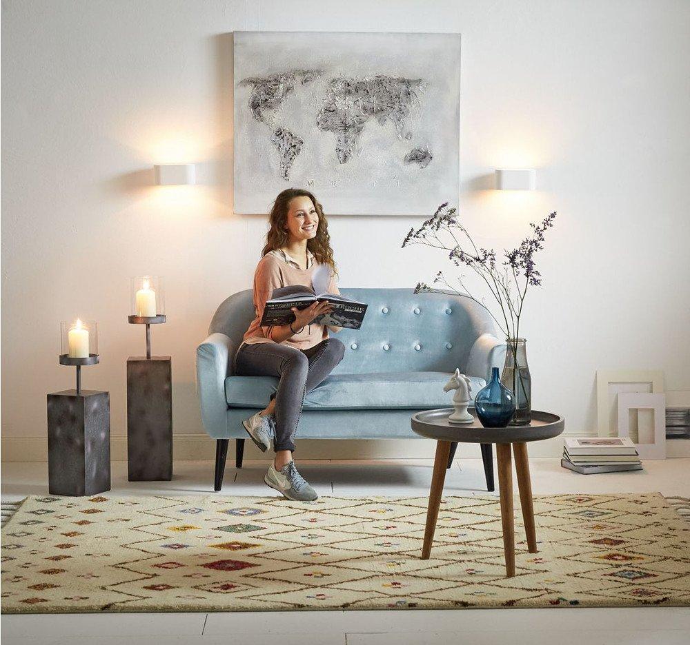 miavilla bilder set 6 tlg world braun wei g nstig. Black Bedroom Furniture Sets. Home Design Ideas