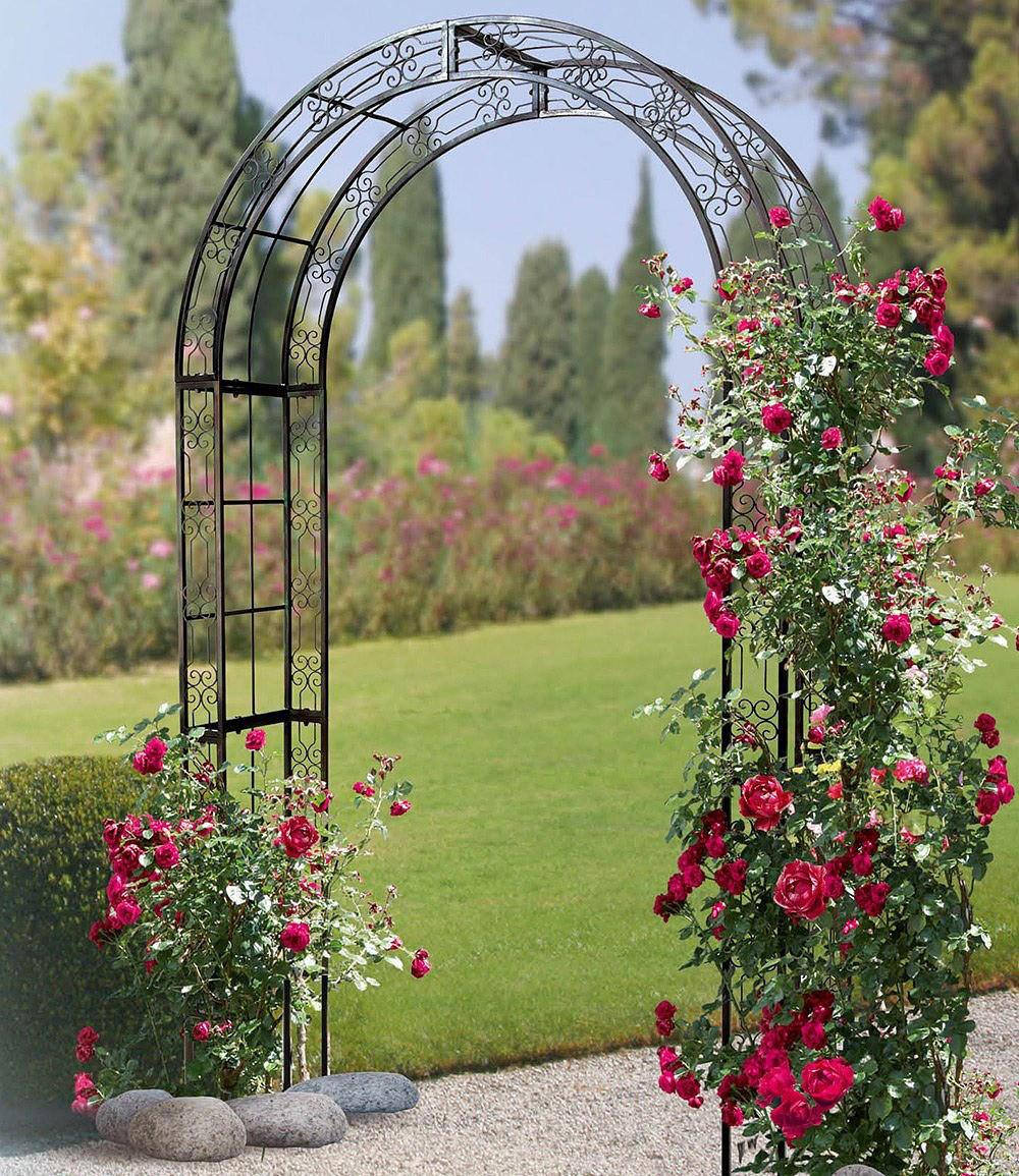 arte wohnaccessoires rosenbogen jamarie 1 st g nstig. Black Bedroom Furniture Sets. Home Design Ideas