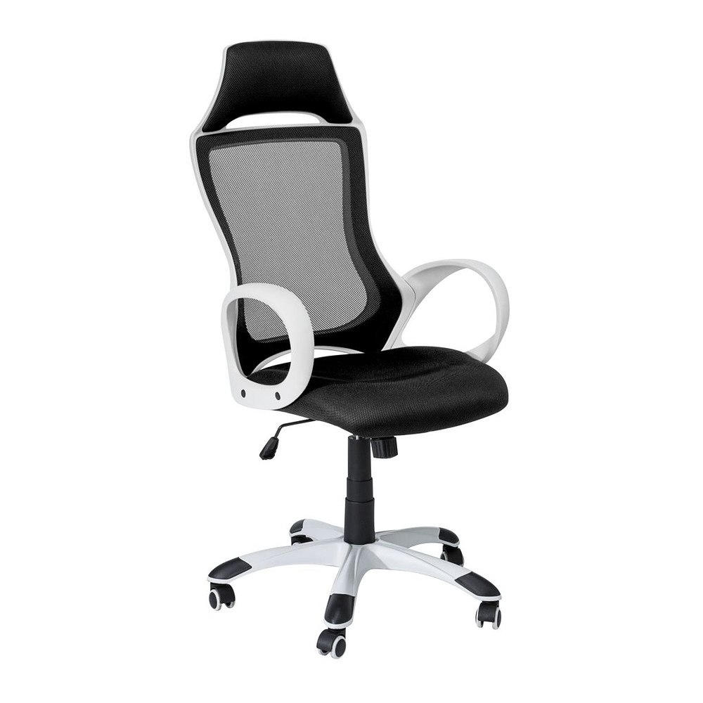 Bürostuhl weiß  Bürostuhl Champion Schwarz/Weiß günstig online kaufen - Mein ...