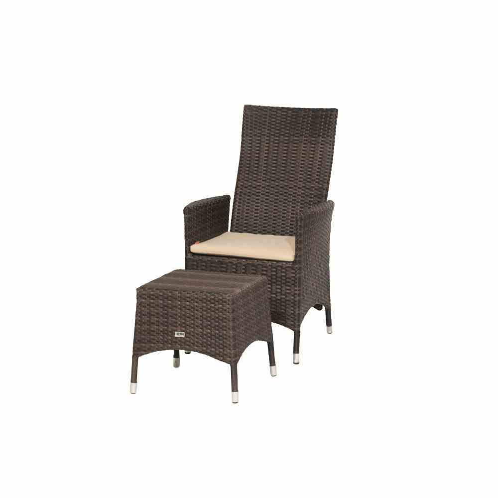 siena garden move hocker maron geflecht maron g nstig online kaufen mein sch ner garten shop. Black Bedroom Furniture Sets. Home Design Ideas