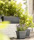 "EMSA® ""My City Garden"" Pflanztrog granit 60x30x26 cm,1 Stück (2)"