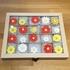 Geschenkset Keramikblumen Frühling, 20 Stück (2)