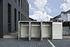 Hide Mülltonnenboxen Mülltonnenbox 140l Alu-Verbund3er Box, 181,4x 63,4x 115,2 cm (BxTxH) (2)